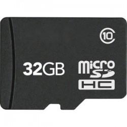 MicroSDHC 32GB klass 10