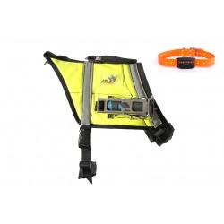 K9rec kamera + väst + EasyHunt GPS