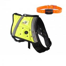 K9rec  V2.0 enkel väst + Easyhunt eTrack GPS