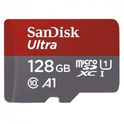 MicroSDHC 64GB klass 10